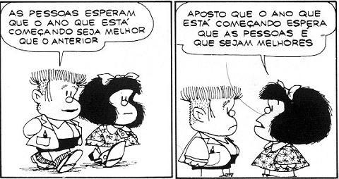Mafalda, por Quino